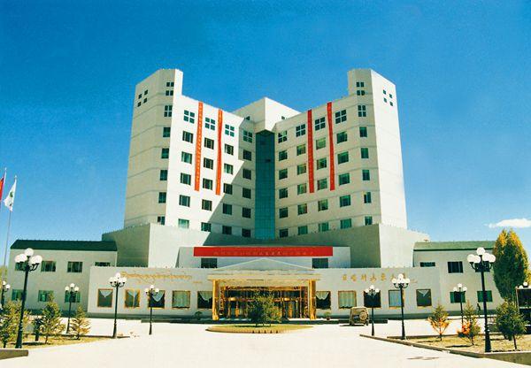 西藏日喀则山东大厦