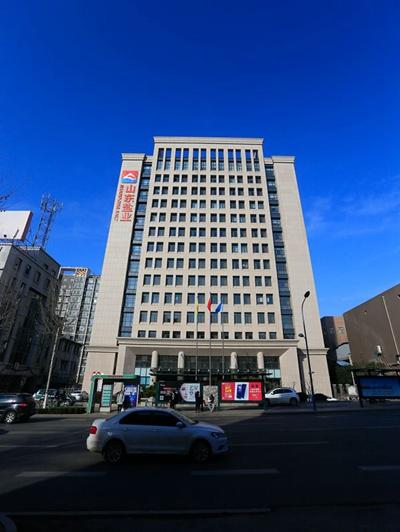 山东省盐务局办公楼