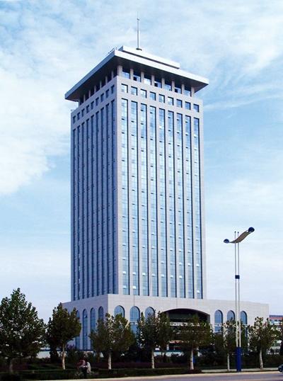 滨州财政大厦